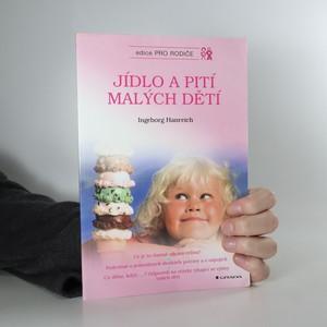 náhled knihy - Jídlo a pití malých dětí