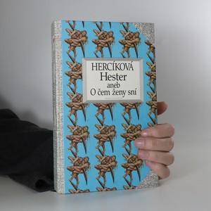 náhled knihy - Hester aneb O čem ženy sní