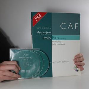 náhled knihy - CAE Practice Tests Plus with Key (+3 CD, částečně vyplněná)