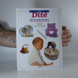náhled knihy - První rok života