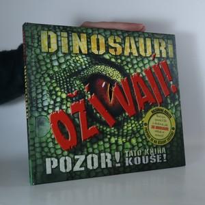 náhled knihy - Dinosauři ožívají!