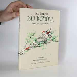 náhled knihy - Ráj domova : verše pro nejmenší děti