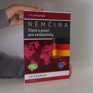 náhled knihy - Němčina. Čtení a psaní pro začátečníky