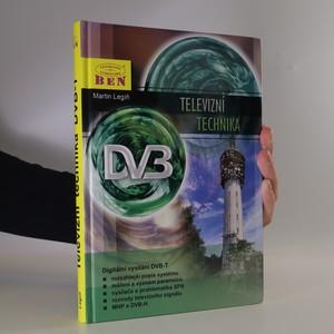 náhled knihy - Teletizní technika DVB-T