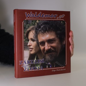 náhled knihy - Waldemar a Olga. Zákulisí našeho života (CD chybí)