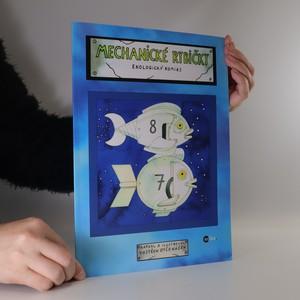 náhled knihy - Mechanické rybičky. Ekologický komiks