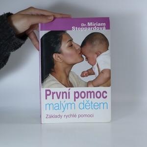 náhled knihy - První pomoc malým dětem