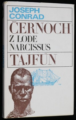 náhled knihy - Černoch z lode Narcissus. Tajfún