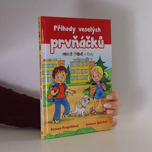 náhled knihy - Příhody veselých prvňáčků