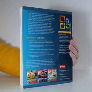 antikvární kniha Bible Microsoft Office 2007, 2007