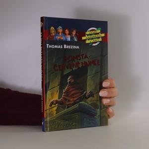 náhled knihy - Pomsta červené mumie