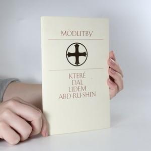 náhled knihy - Modlitby které dal lidem Abd-ru-shin