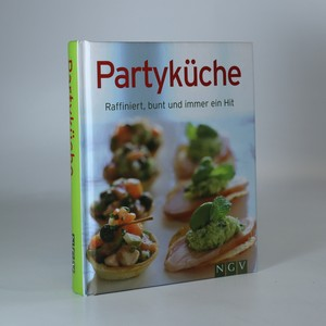 náhled knihy - Partyküche