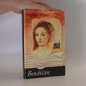 náhled knihy - Benátčan (slovensky)