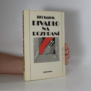 náhled knihy - Divadlo na rozhraní
