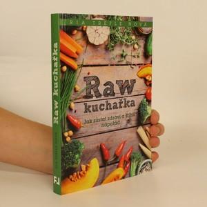 náhled knihy - Raw kuchařka