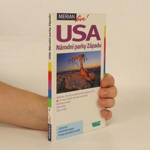 náhled knihy - USA. Národní parky Západu