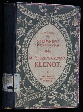 náhled knihy - Klenot : román