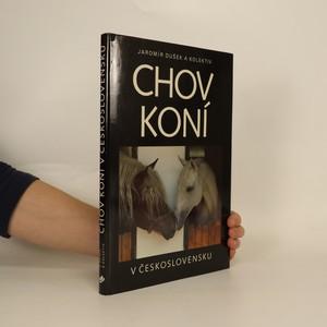 náhled knihy - Chov koní v Česloslovensku