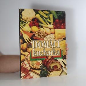 náhled knihy - Domácí kuchařka