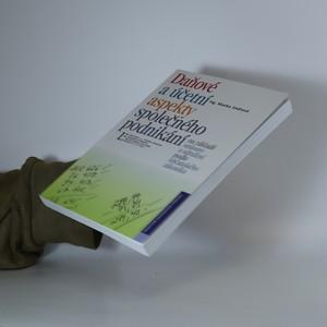 antikvární kniha Daňové a účetní aspekty společného podnikání, 2006