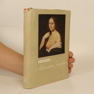 náhled knihy - Mánesova Josefina