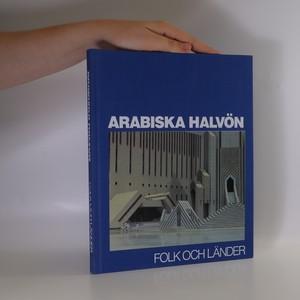 náhled knihy - Arabiska halvön