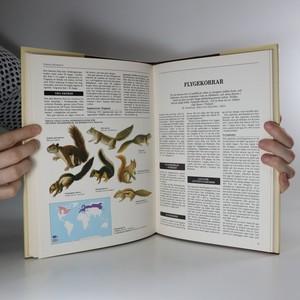 antikvární kniha Däggdjur 2, 1982
