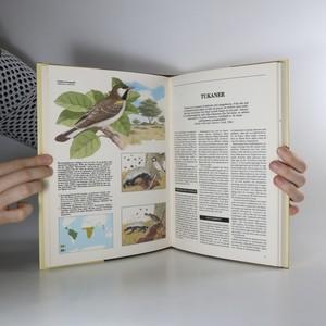 antikvární kniha Fåglar 3, 1983