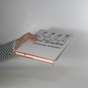 antikvární kniha Potulné kořeny, 2010