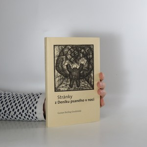 náhled knihy - Stránky z Deníku psaného v noci