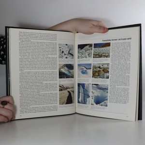 antikvární kniha Glaciärer, 1983