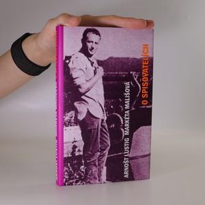 náhled knihy - O spisovatelích