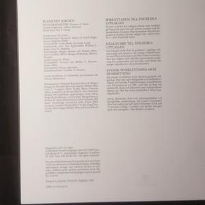 antikvární kniha Istider, 1984