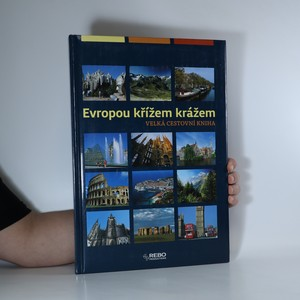náhled knihy - Evropou křížem krážem. Velká cestovní kniha