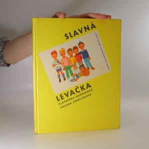 náhled knihy - Slavná levačka