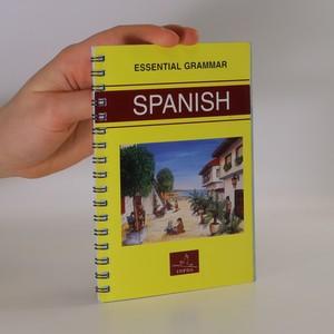 náhled knihy - Spanish. Essential Grammar