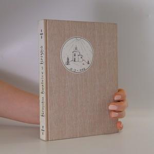 náhled knihy - Kronika Kostelce u Křížků. (podpis autora)