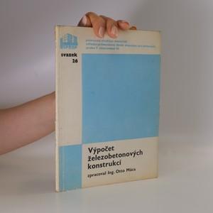 náhled knihy - Výpočet železobetonových konstrukcí