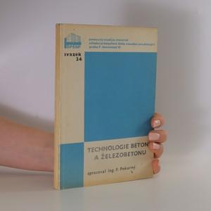 náhled knihy - Technologie betonu a železobetonu