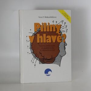 náhled knihy - Piliny v hlavě?