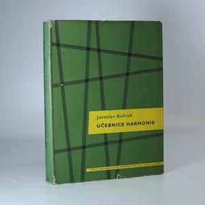 náhled knihy - Učebnice harmonie