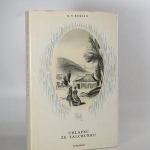náhled knihy - Chlapec ze Salcburku. Vyprávění ze života W.A. Mozarta