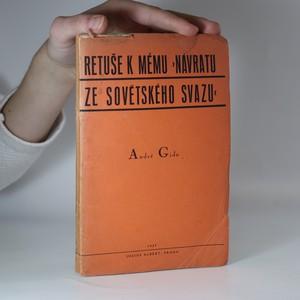 náhled knihy - Retuše k mému Návratu ze Sovětského svazu