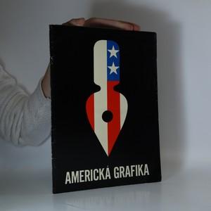 náhled knihy - Americká grafika (chybí tiráž)