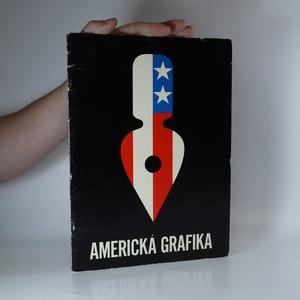náhled knihy - Americká Grafika (katalog grafik)