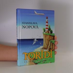náhled knihy - Toridi. Za útesem leží svět