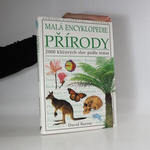 náhled knihy - Malá encyklopedie přírody