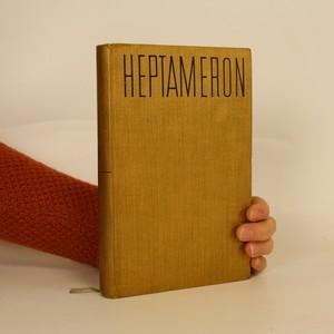 náhled knihy - Heptameron novel