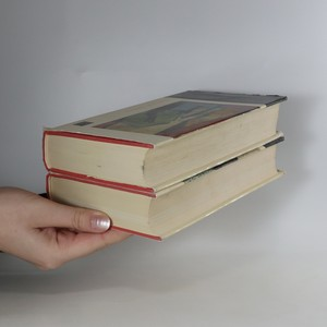 antikvární kniha Okouzlená duše I-II (2 svazky, komplet), 1974